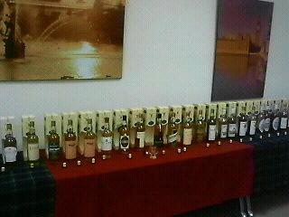 70年熟成のシングルモルトウイスキー