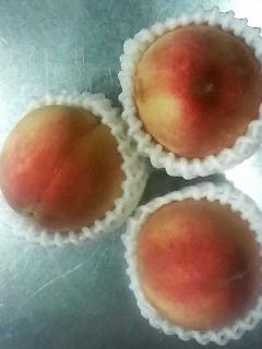 桃の季節!ベリーニ