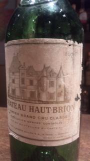 1970年ボルドーワイン試飲会パート2