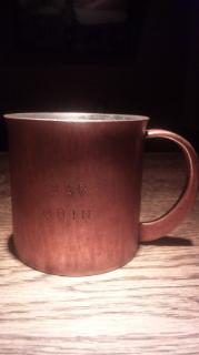 モスコミュール用のマグカップ